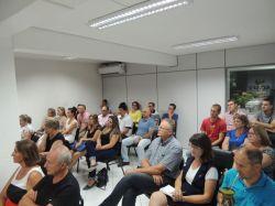 Palestra Turismo e Oportunidades de Desenvolvimento Local