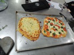 Workshop Pizzas e Calzones