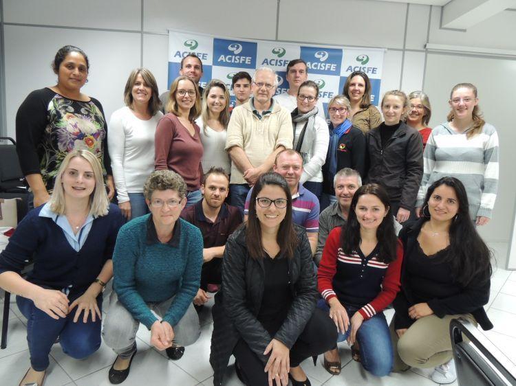 Curso Gestão de Pessoas e Equipes aconteceu em setembro