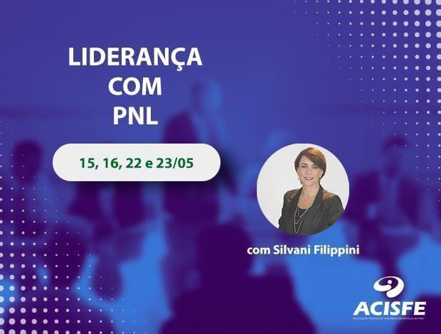 O Curso de Liderança com PNL também acontece em maio