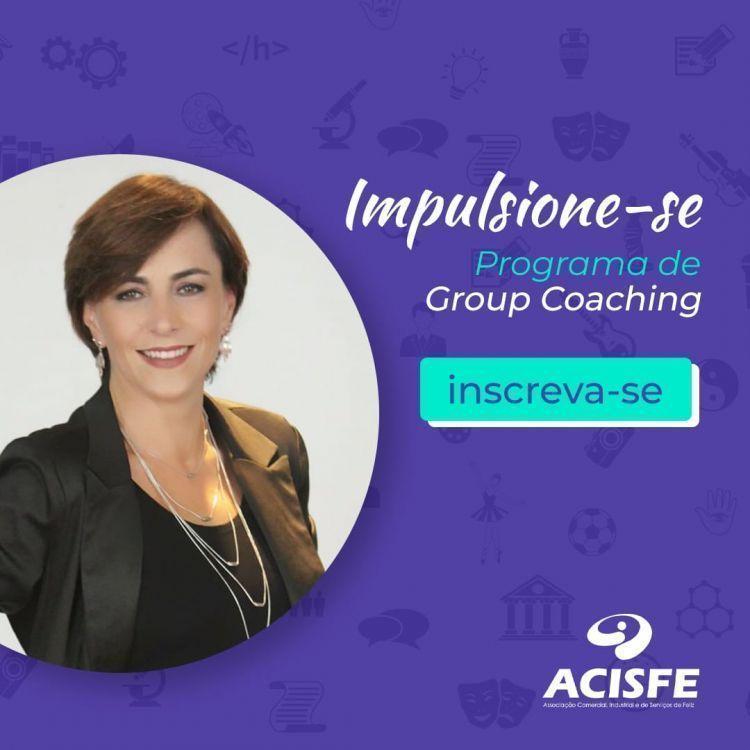 IMPULSIONE-SE Programa de Group Coaching Com Silvana Filippini
