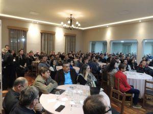 Perspectivas do Cenário Econômico Brasileiro, foi tema de palestra no dia 23 de agosto na SOCEF