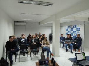 Núcleo da Construção Civil da ACISFE promoveu workshop com profissionais da prefeitura