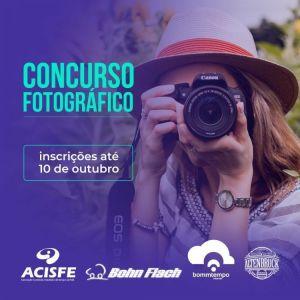 ACISFE realiza Concurso Fotográfico junto a seus associados