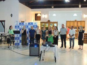 Confraternização de associados Acisfe aconteceu dia 12 de dezembro no Restaurante do Parque Municipal de Feliz