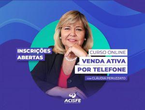 Curso Venda Ativa por Telefone – Técnica alinhada a resultados, formato on line