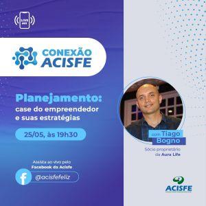 Live Conexão ACISFE